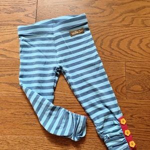 Matilda Jane Bottoms - Matilda Jane sightseeing striped legging